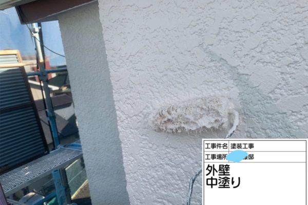 横浜市磯子 I様 外壁塗装工事 パーフェクトトップ-3