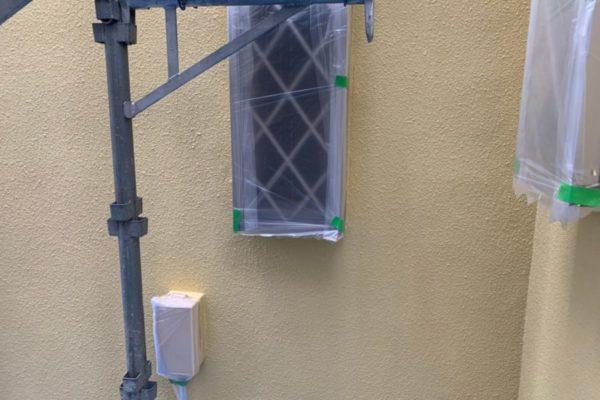 鶴見区 外壁・屋根塗装工事 ジョリパッド