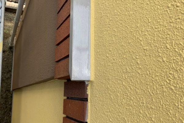 鶴見区 外壁・屋根塗装工事 ジョリパッド-2