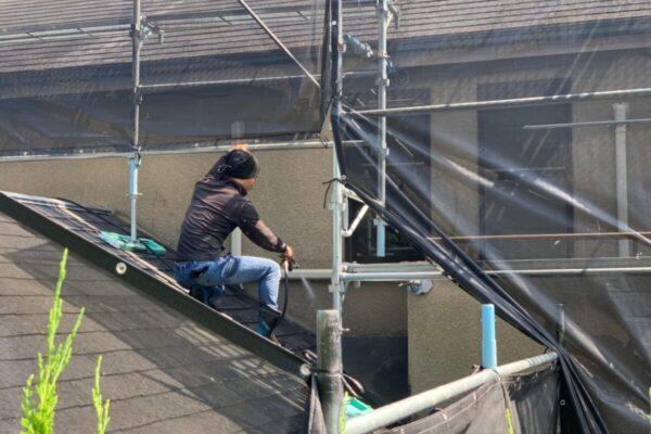 高圧洗浄:厚木市の外壁塗装・屋根塗装専門店の亜久里工業