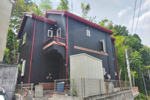 町田市完了:厚木市の外壁塗装・屋根塗装専門店の亜久里工業