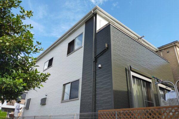 愛川中津施工前施工後・厚木市の外壁塗装・屋根塗装専門店の亜久里工業
