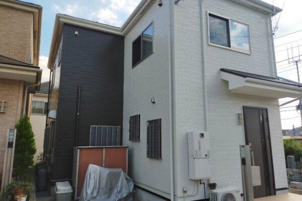 愛川町中津:塗装完了!!・厚木市の外壁塗装・屋根塗装専門店の亜久里工業